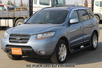 Used 2006 HYUNDAI SANTA FE BG650330 for Sale for Sale
