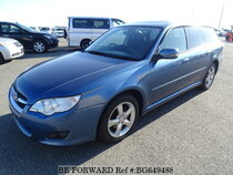 Used 2008 SUBARU LEGACY TOURING WAGON BG649488 for Sale for Sale