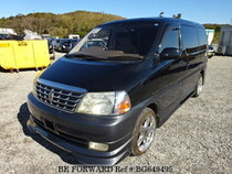 Used 2001 TOYOTA GRAND HIACE BG649495 for Sale for Sale