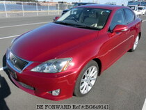 Used 2008 LEXUS IS BG649141 for Sale for Sale