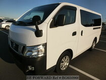 Used 2014 NISSAN CARAVAN VAN BG650966 for Sale for Sale