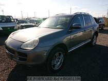 Used 2004 PORSCHE CAYENNE BG651198 for Sale for Sale