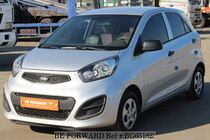 Used 2015 KIA MORNING (PICANTO) BG651823 for Sale for Sale
