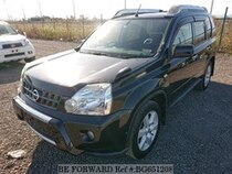 Used 2010 NISSAN X-TRAIL BG651208 for Sale for Sale