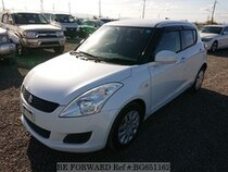 Used 2012 SUZUKI SWIFT BG651162 for Sale for Sale