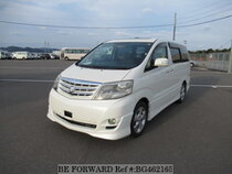Used 2006 TOYOTA ALPHARD BG462165 for Sale for Sale