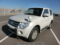 Used 2010 MITSUBISHI PAJERO BG608472 for Sale for Sale
