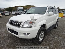 Used 2006 TOYOTA LAND CRUISER PRADO BG613763 for Sale for Sale