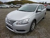 Used 2015 NISSAN SYLPHY BG613765 for Sale for Sale