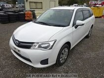 Used 2012 TOYOTA COROLLA FIELDER BG613769 for Sale for Sale