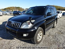 Used 2007 TOYOTA LAND CRUISER PRADO BG619552 for Sale for Sale