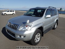 Used 2006 TOYOTA LAND CRUISER PRADO BG628170 for Sale for Sale