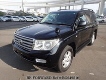 Used 2010 TOYOTA LAND CRUISER BG649516 for Sale for Sale