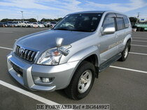 Used 2005 TOYOTA LAND CRUISER PRADO BG648927 for Sale for Sale