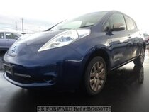 Used 2014 NISSAN LEAF BG650776 for Sale for Sale