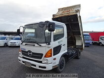 Used 2003 HINO RANGER BG651084 for Sale for Sale
