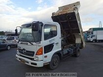 Used 2003 HINO RANGER BG651085 for Sale for Sale