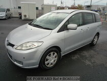 Used 2005 MAZDA PREMACY BG651124 for Sale for Sale