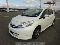 Used 2013 NISSAN NOTE BG651148 for Sale for Sale