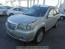 Used 2004 NISSAN X-TRAIL BG651591 for Sale for Sale