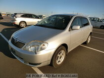 Used 2001 TOYOTA COROLLA RUNX BG651463 for Sale for Sale