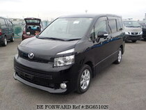 Used 2008 TOYOTA VOXY BG651029 for Sale for Sale