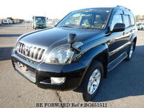 Used 2005 TOYOTA LAND CRUISER PRADO BG651512 for Sale for Sale