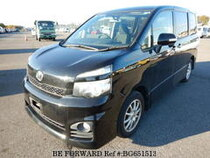 Used 2011 TOYOTA VOXY BG651513 for Sale for Sale