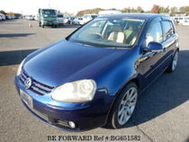 Used 2005 VOLKSWAGEN GOLF BG651582 for Sale for Sale