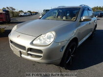 Used 2005 PORSCHE CAYENNE BG651574 for Sale for Sale