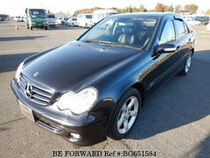 Used 2005 MERCEDES-BENZ C-CLASS BG651584 for Sale for Sale