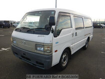 Used 2009 MAZDA BONGO BRAWNY VAN BG653056 for Sale for Sale