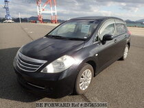 Used 2004 NISSAN TIIDA BG653089 for Sale for Sale