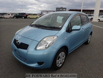 Used 2006 TOYOTA VITZ BG653092 for Sale for Sale