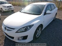 Used 2008 MAZDA ATENZA SPORT WAGON BG653581 for Sale for Sale