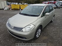 Used 2005 NISSAN TIIDA LATIO BG653181 for Sale for Sale