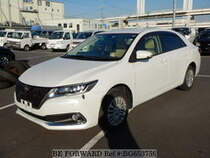 Used 2017 TOYOTA ALLION BG653759 for Sale for Sale