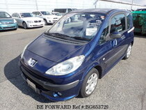 Used 2006 PEUGEOT 1007 BG653729 for Sale for Sale