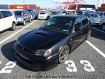 Used 2000 SUBARU LEGACY B4 BG653737 for Sale for Sale