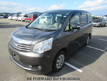 Used 2012 TOYOTA NOAH BG653634 for Sale for Sale