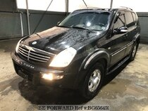 Used 2004 SSANGYONG REXTON BG656459 for Sale for Sale