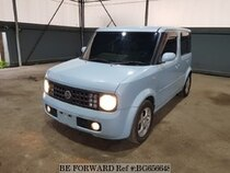 Used 2003 NISSAN CUBE BG656648 for Sale for Sale