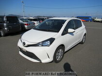 Used 2015 TOYOTA VITZ BG659652 for Sale for Sale