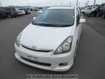 Used 2003 TOYOTA WISH BG659659 for Sale for Sale