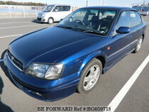 Used 2001 SUBARU LEGACY B4 BG659718 for Sale for Sale