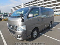 Used 2014 NISSAN CARAVAN VAN BG659783 for Sale for Sale
