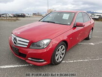 Used 2012 MERCEDES-BENZ C-CLASS BG661993 for Sale for Sale