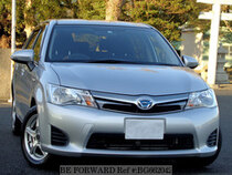 Used 2014 TOYOTA COROLLA FIELDER BG662042 for Sale for Sale
