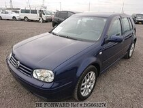 Used 2002 VOLKSWAGEN GOLF BG663276 for Sale for Sale