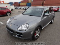 Used 2004 PORSCHE CAYENNE BG663949 for Sale for Sale